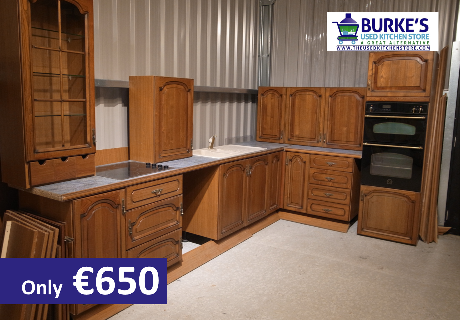 Kitchen Outlet Hob ~ The used kitchen store beautiful solid wood with